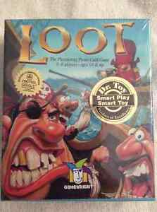 LOOT The Plundering Pirate Card Game Windsor Region Ontario image 1