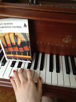 Cours de piano offerts à Montréal