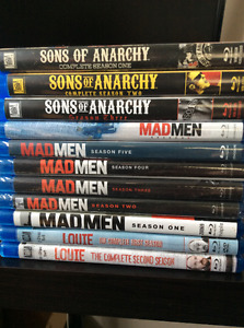 Blu-ray TV Seasons for sale