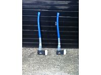 Brand new felling axes