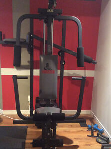 Exerciseur Weider 8530 , multi fonctions