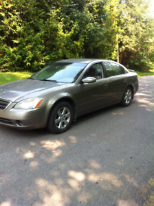 2002 Nissan Altima 2.5s Berline