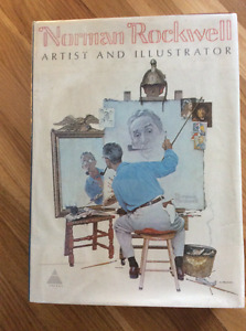 Norman Rockwell: Artist and Illustrator, by Thomas S. Buechner