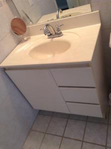 30'' Bathroom Vanity with Sink