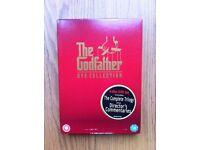 GODFATHER DVD BOXSET