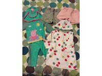Girls Summer Clothes Bundle - 12-18 Months