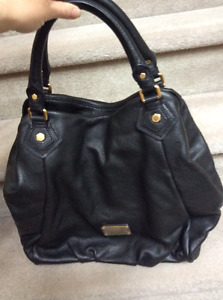 Marc by Marc Jacobs Classic Q Francesca Bag in Black