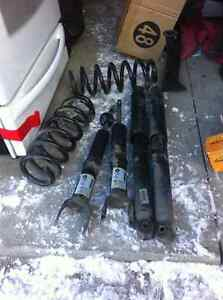 Dodge Ram 1500 09+ 4x4 stock F+R coil springs and Shocks