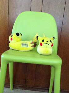 Pokemon Pikachu Slippers