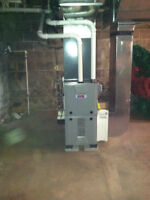 New Furnace, AC Air Conditioner, Humidifier, Electronic Air