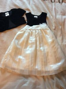 Party dress, girls size 4