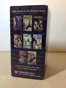 The Bluford Series, a Collection of Eight books Cambridge Kitchener Area image 3