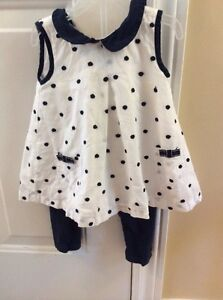 Baby girl outfit 9-12 months