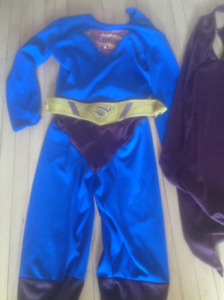 SUPER KID/ ADULT COSTUME ( OTHER COSTUMES, WIGS, MASKS for SALE)