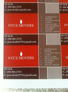 Reliable, Fast Friendly Experienced Nyce Movers Prince George British Columbia image 5