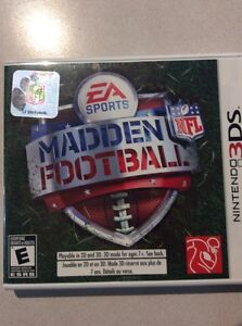 Madden Football for 3DS