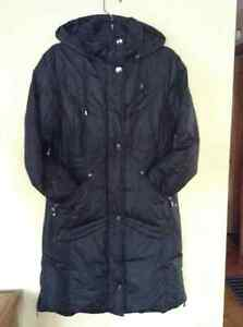 Black Down coat (Marcona)