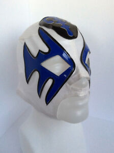 Atlantis original and autographed Mexican wrestling mask