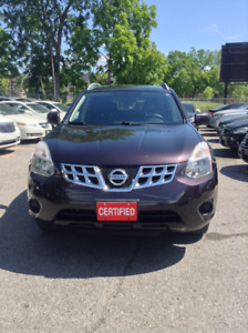 2011 Nissan Rogue S SUV, Crossover AWD, Backup Camera--Certified