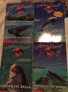 Dolphin Diaries Chapter Books