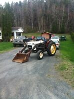 1966 David Brown 990 for sale