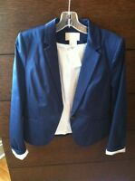 Women's blazer - H&M (blue)