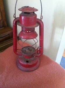 Three Vintage Lanterns
