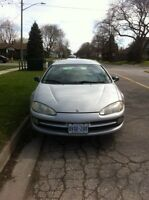 2000 Chrysler Intrepid R/T