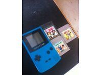 Nintendo gameboy mario
