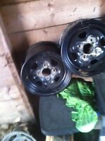 Yamaha rims for sale.