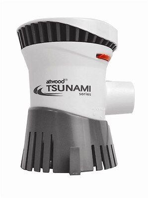 ATTWOOD TSUNAMI T1200 12V 1200 GPH MARINE RV BILGE PUMP  T-1200  1100