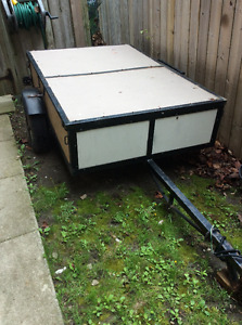 Great Utility trailer for sale!