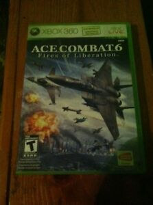 ace combat 6 fires of liberation xbox360