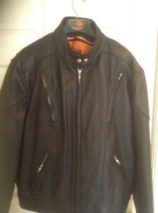 Men's Motorcycle Jacket & Chaps XL