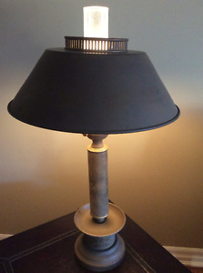 Floor and table lamp matchIn. $35 obo
