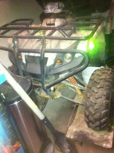 Atv for sale does not run good project
