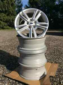 """17"""" ford alloy rims London Ontario image 1"""