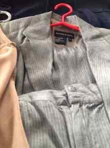 Habits jupe/pantalon veston