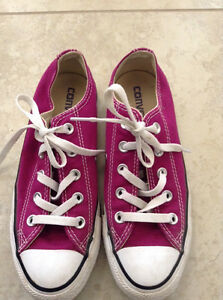 Converse  size 5, $15