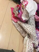 Big lot of 6-12 months girl all seasons (pending pick up)