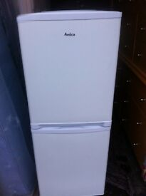 Nearly New Amica Fridge Freezer.
