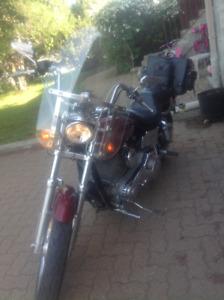 Harley Davidson Dyna 2005