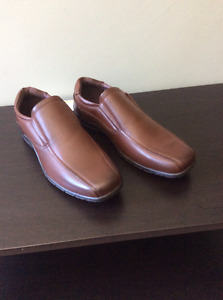 Men's Brown Casual/Dress Shoe - Size 10.5
