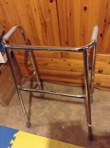 Walker without wheels made in Canada strong reliable
