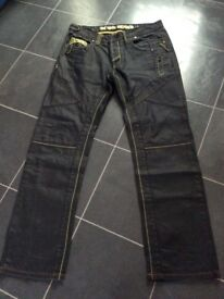 Men jeans 34L worn once