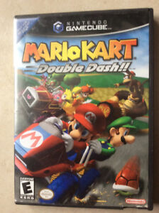 Mario Kart Double Dash - Gamecube Case