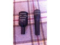 Audix mics