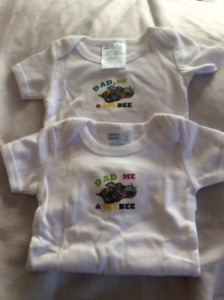 DODGE SUPER BEE ONSIES FOR 4-6 MONTH BABY