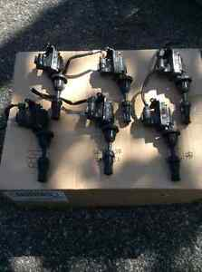 Ignition coil 300ZX 1990