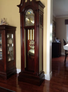 Colonial Grandfather clock - Horloge grand-père